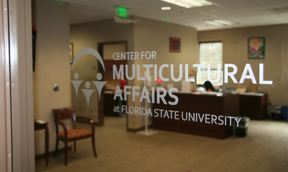 Center for Multicultural Affairs Logo