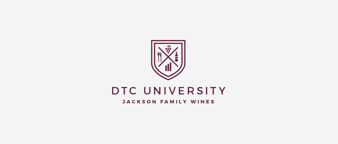 Jackson Family Wines DTC University Logo